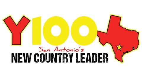 Y100 FM - San Antonio's New Country Leader Logo
